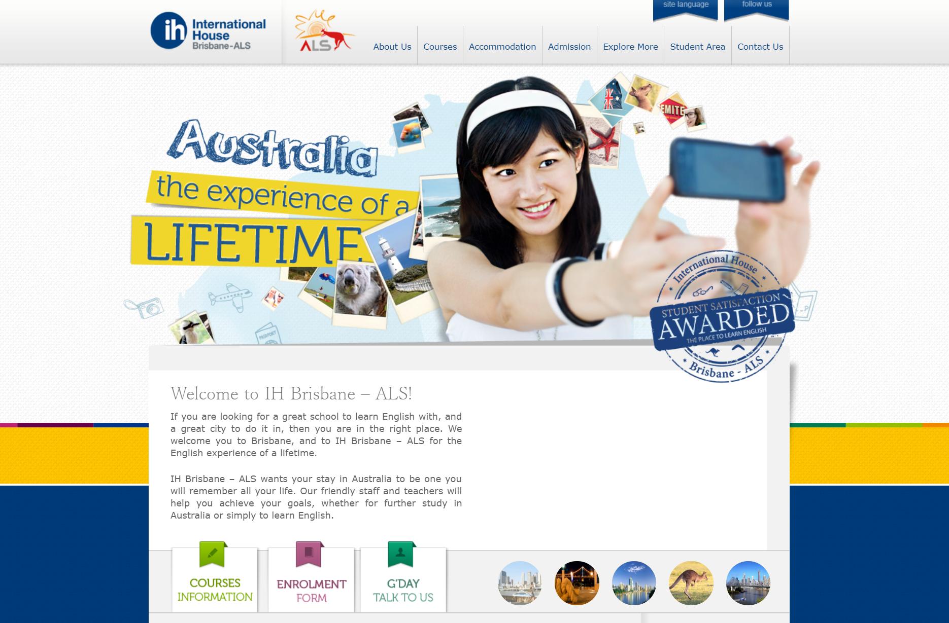 IH Brisbane ALS(International House)