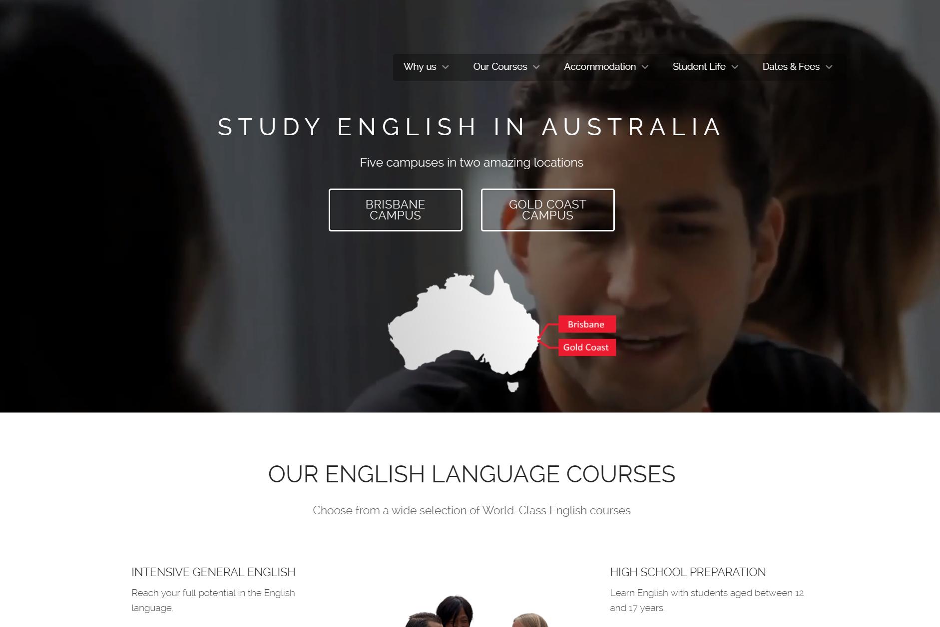 BROWNS English Language School (GC Campus)