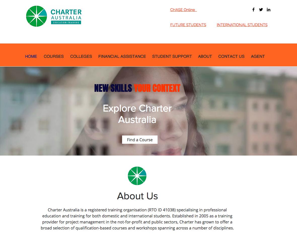 Charter Australia