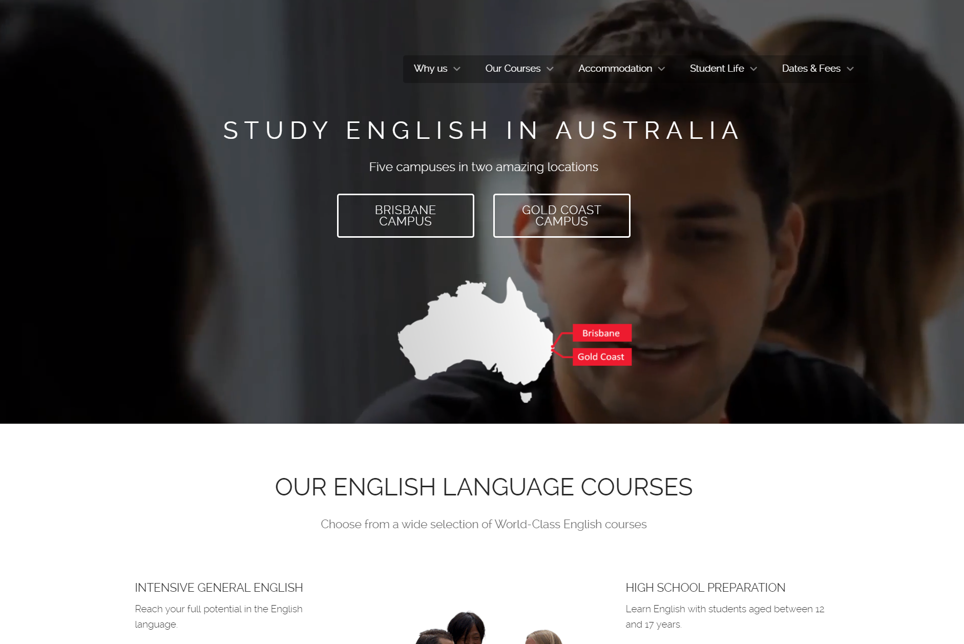 BROWNS English Language School (Brisbane Campus)