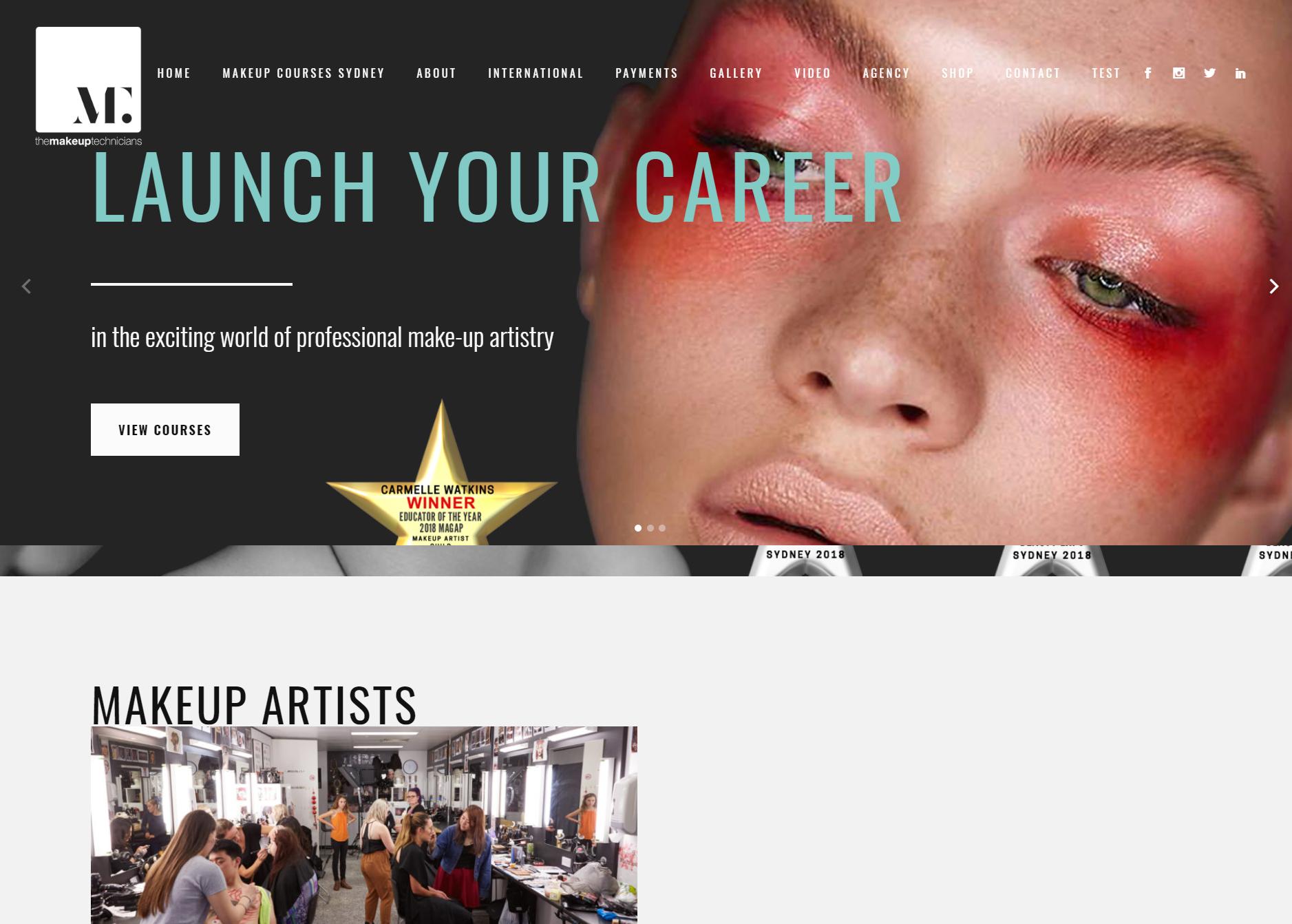 The Makeup Technicians (TMT)