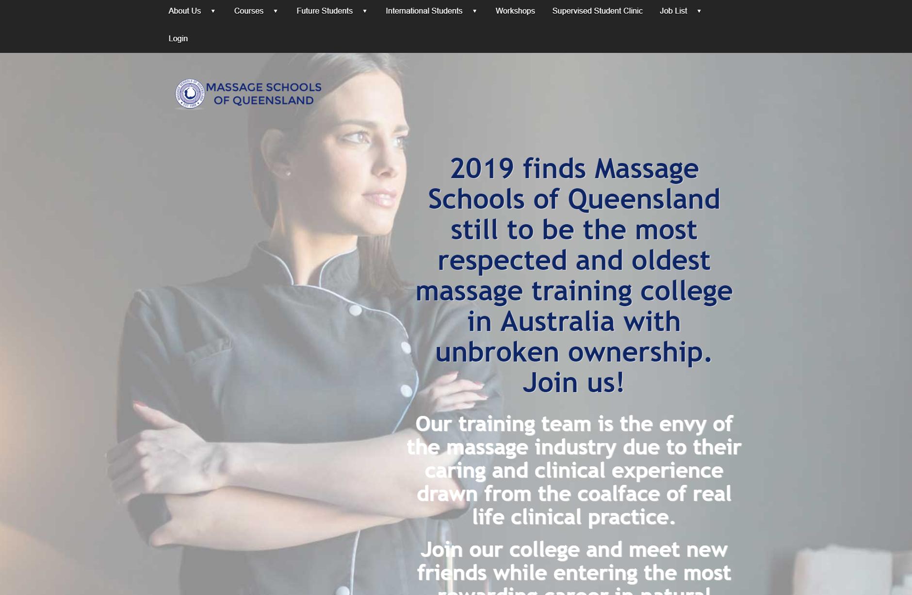 Massage Schools of Queensland(MSQ)