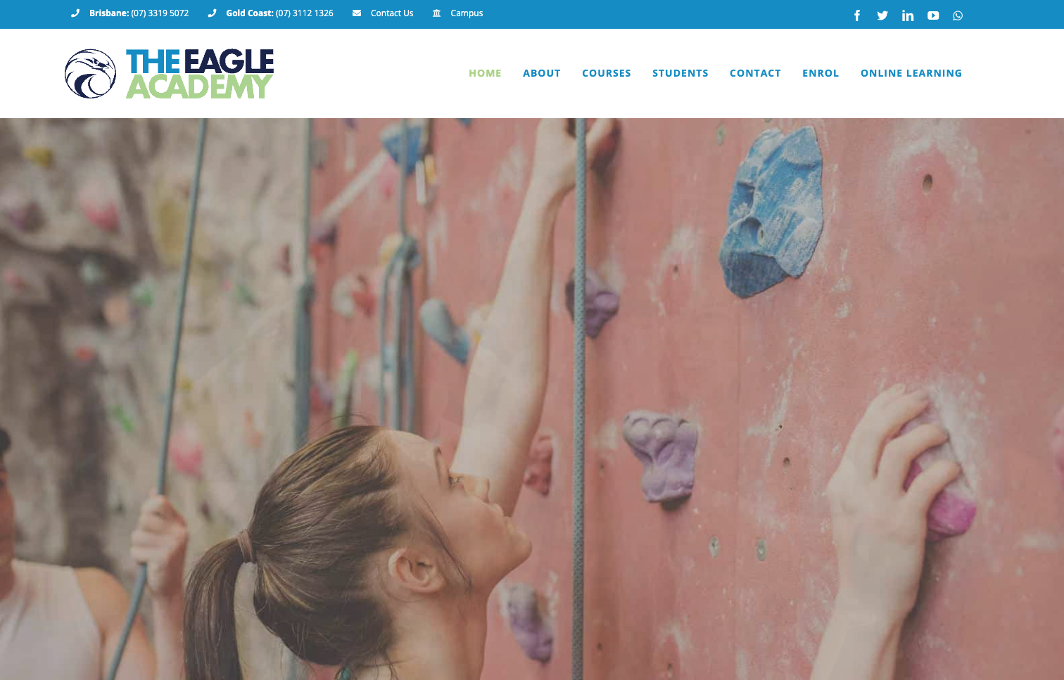 The Eagle Academy – Fortitude Valley Campus