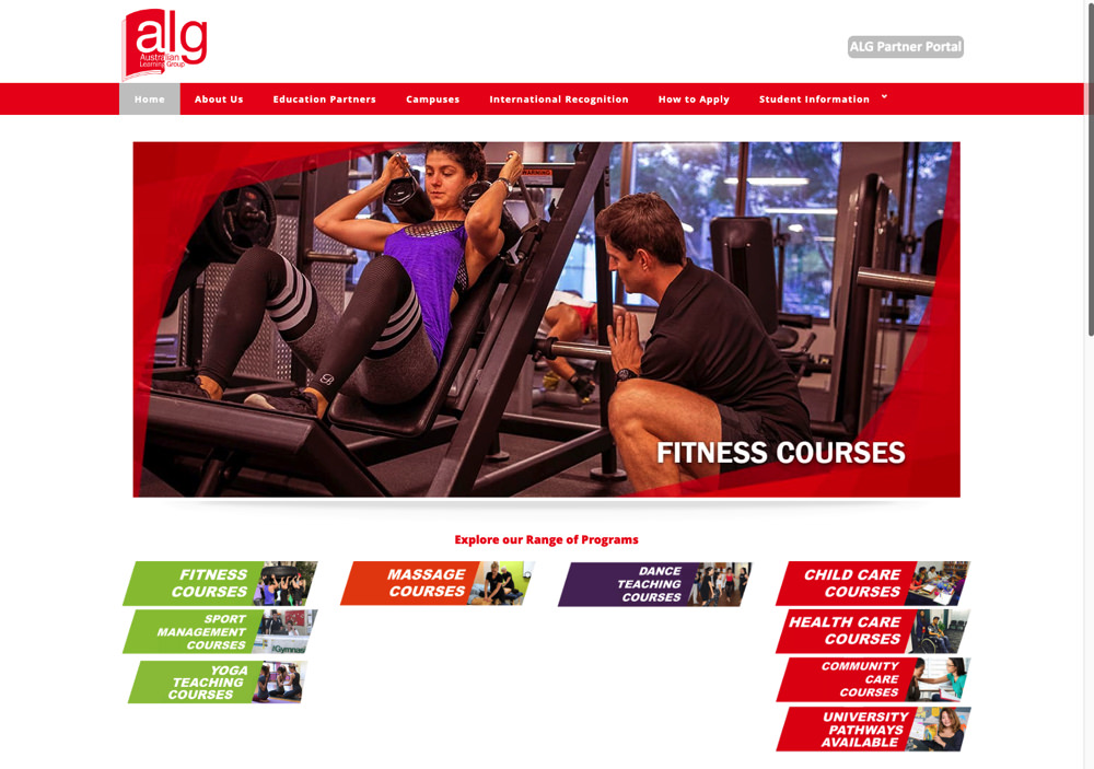 Australian Learning Group(ALG)Sydney Campus