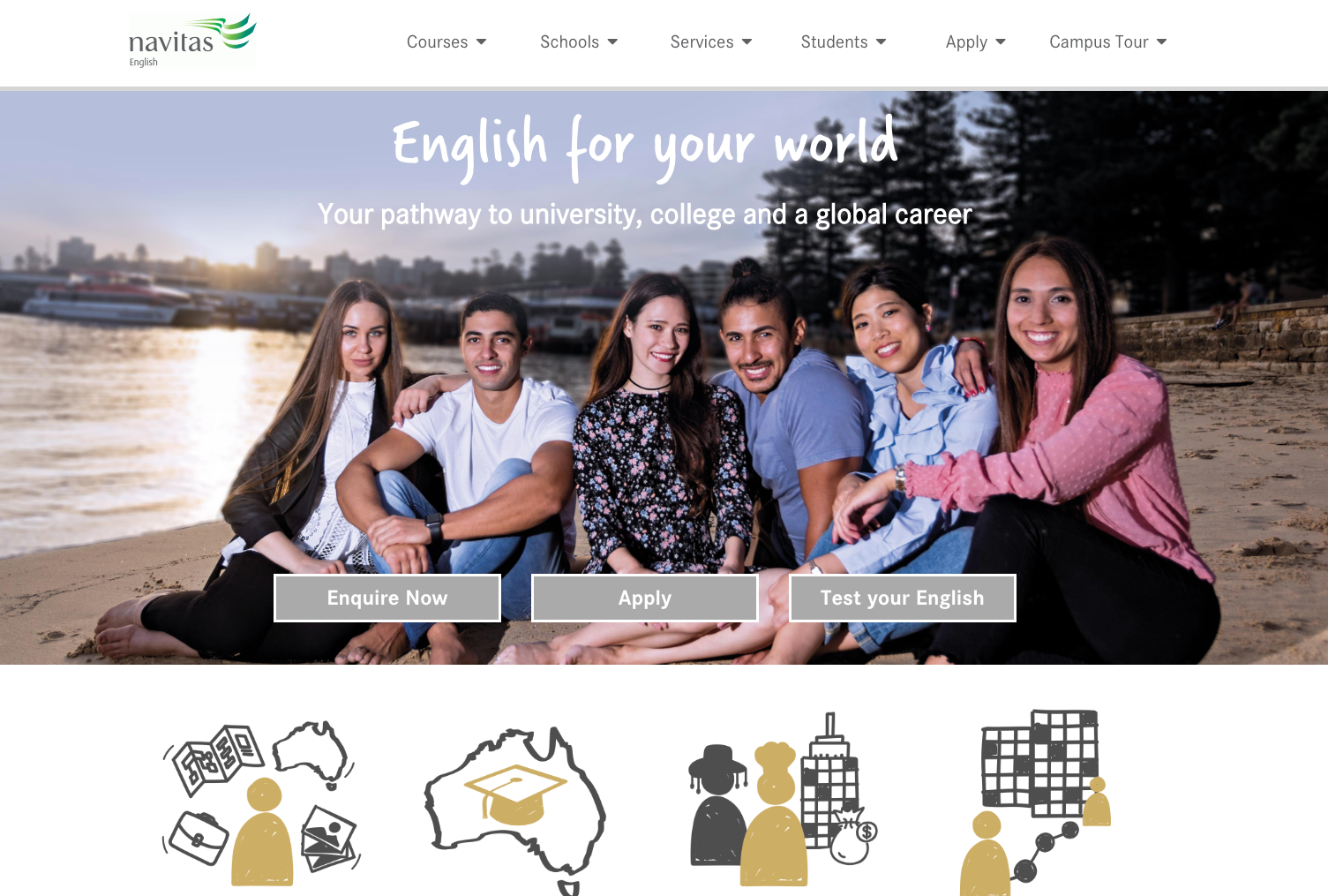 Navitas English Perth