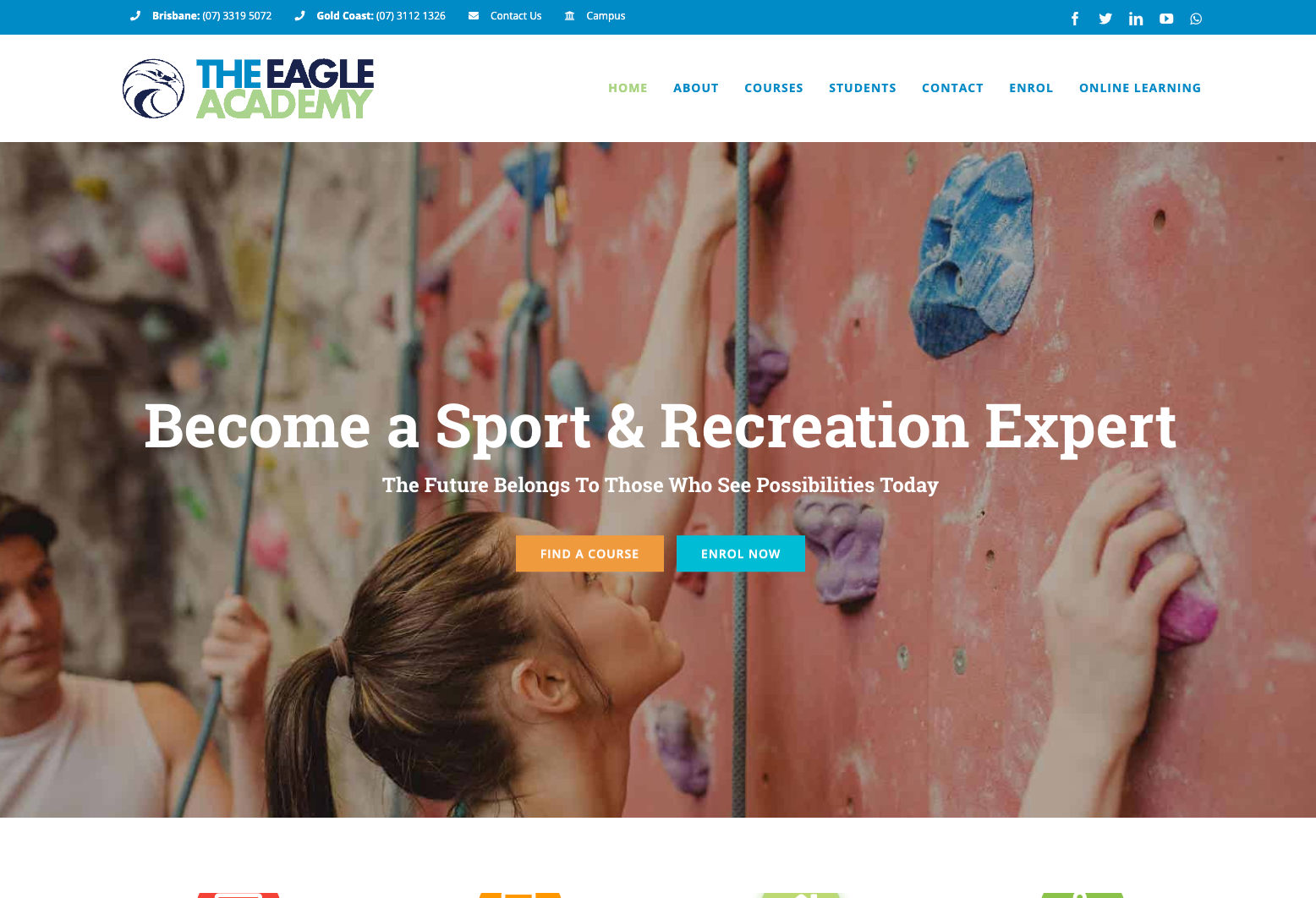 The Eagle Academy – Coolangatta Campus