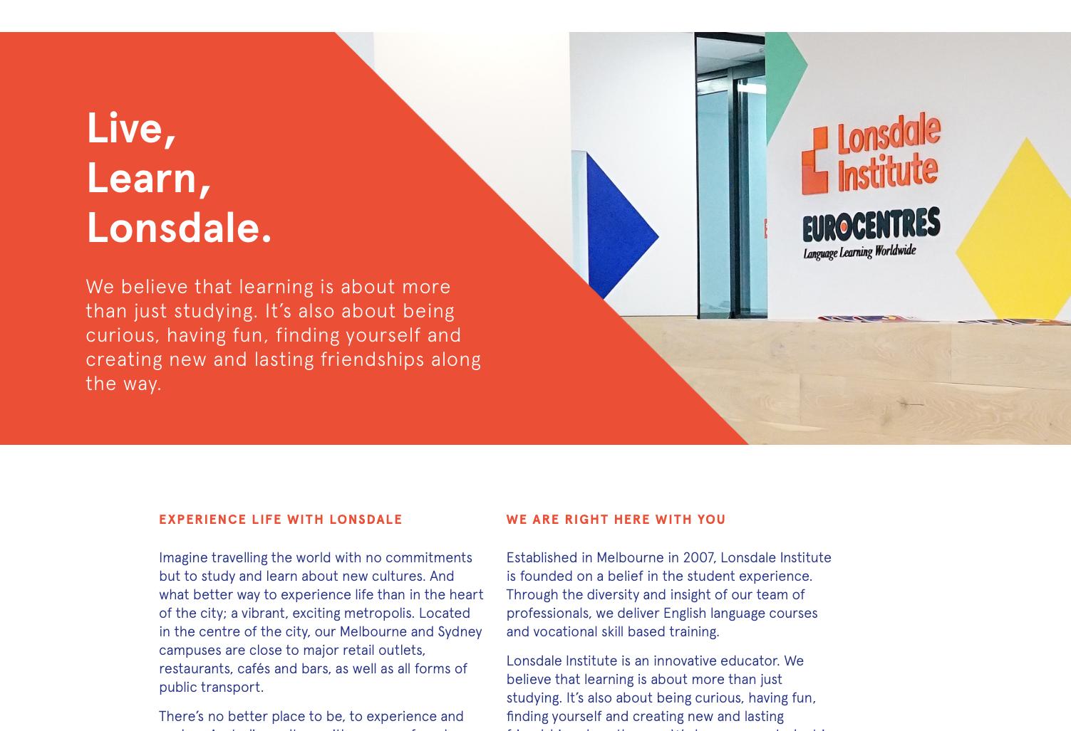 Lonsdale Institute (Melbourne Campus)