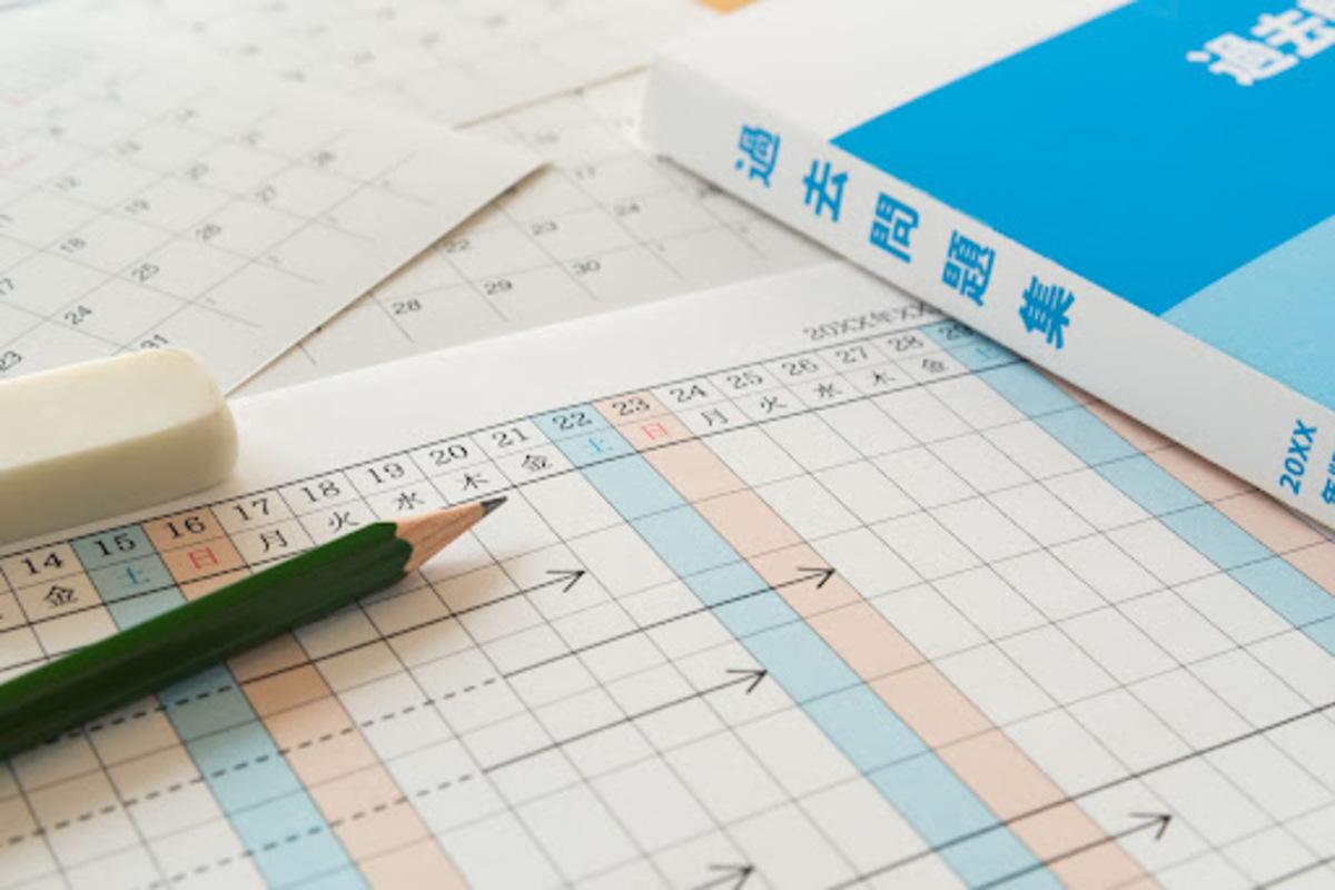 鉛筆 過去問集 試験 勉強